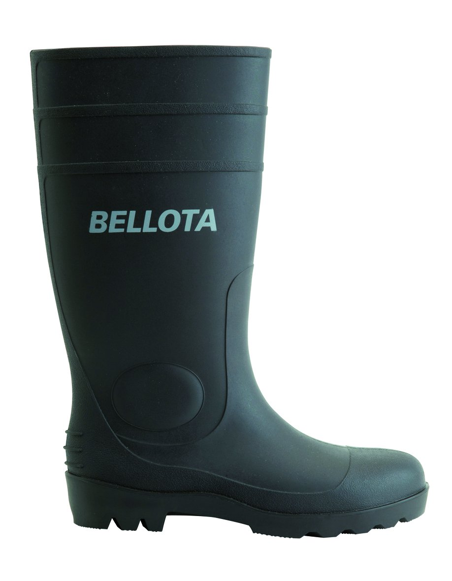 BELLOTA 72242-43 Bota Verde PVC S5, Talla 43 7224243