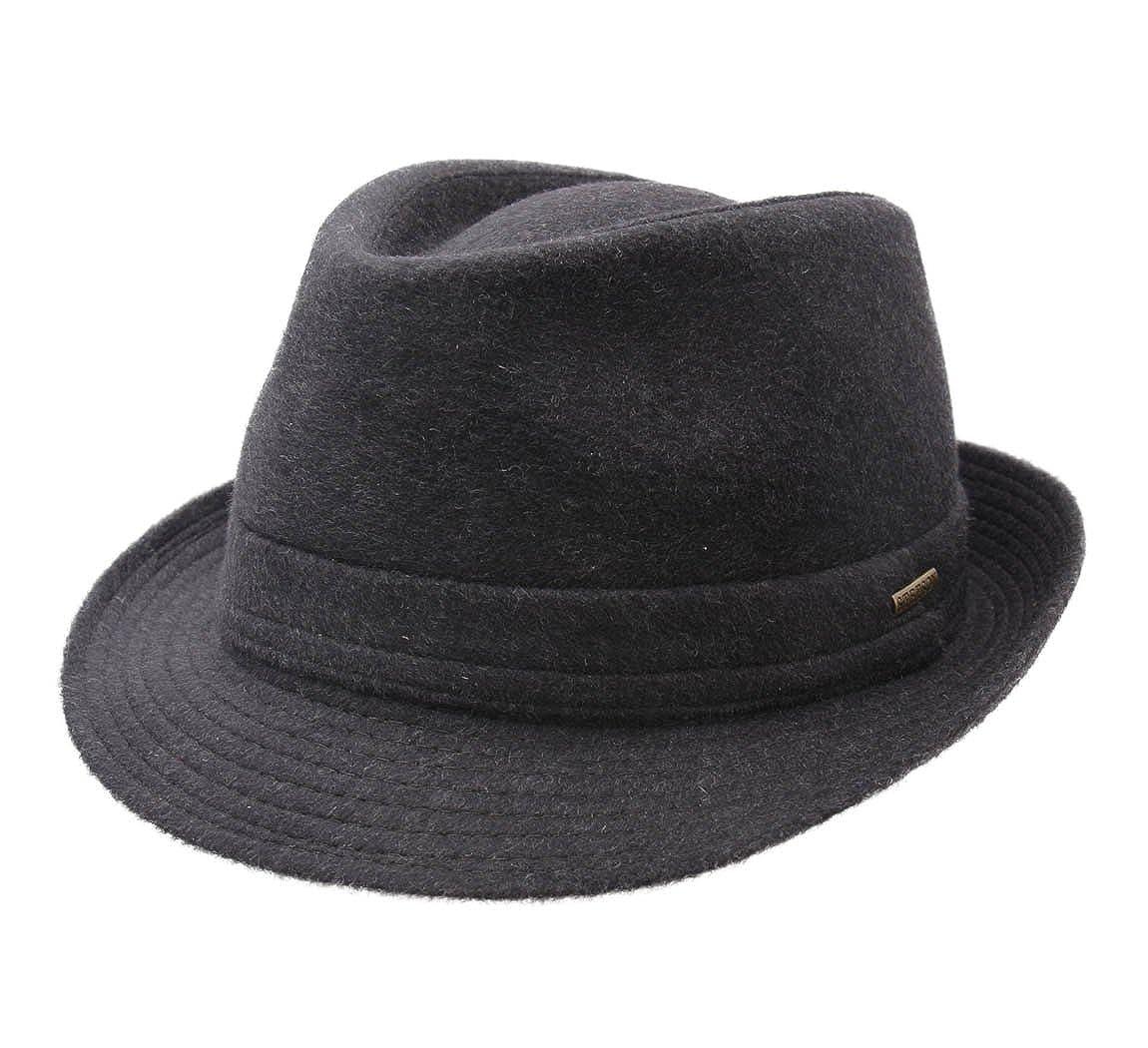 Stetson Trilby Wool Wool Felt Trilby Hat