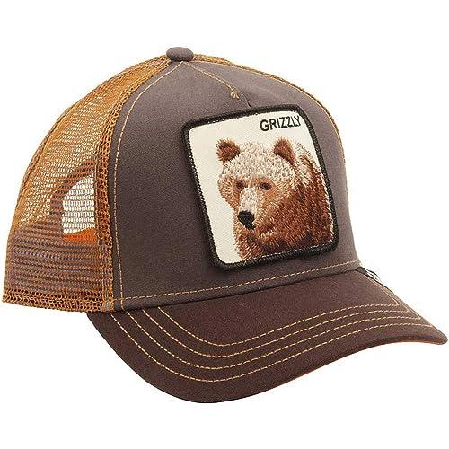 Gorra Goorin Bros Unisex Baseball Oso Grizzly: Amazon.es: Zapatos y complementos