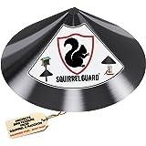 PREDATORGUARD Squirrel Guard Baffle - Protects Hanging Bird Feeders & Poles - Raccoon & Squirrel Proof Your Bird Feeders & Bi