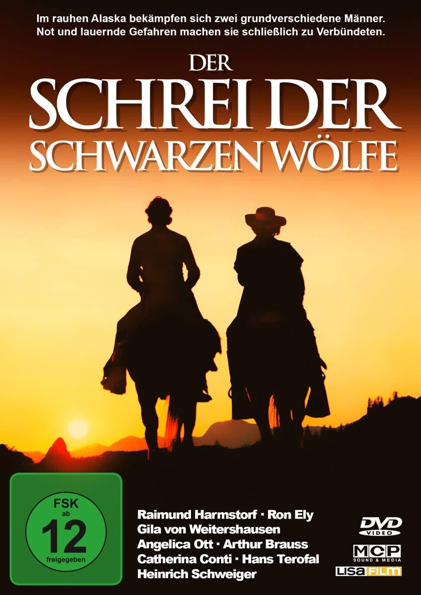 Der Schrei der schwarzen Wölfe [DVD]: Amazon.es: Ron Ely ...