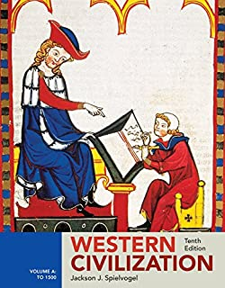 Western civilization volume a to 1500 jackson j spielvogel western civilization volume a to 1500 fandeluxe Choice Image