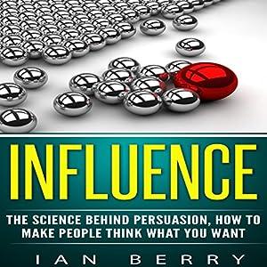 Influence Audiobook