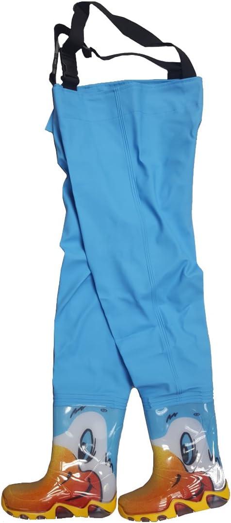 Pantalones de chándal para niños, color azul claro 32/33: Amazon ...
