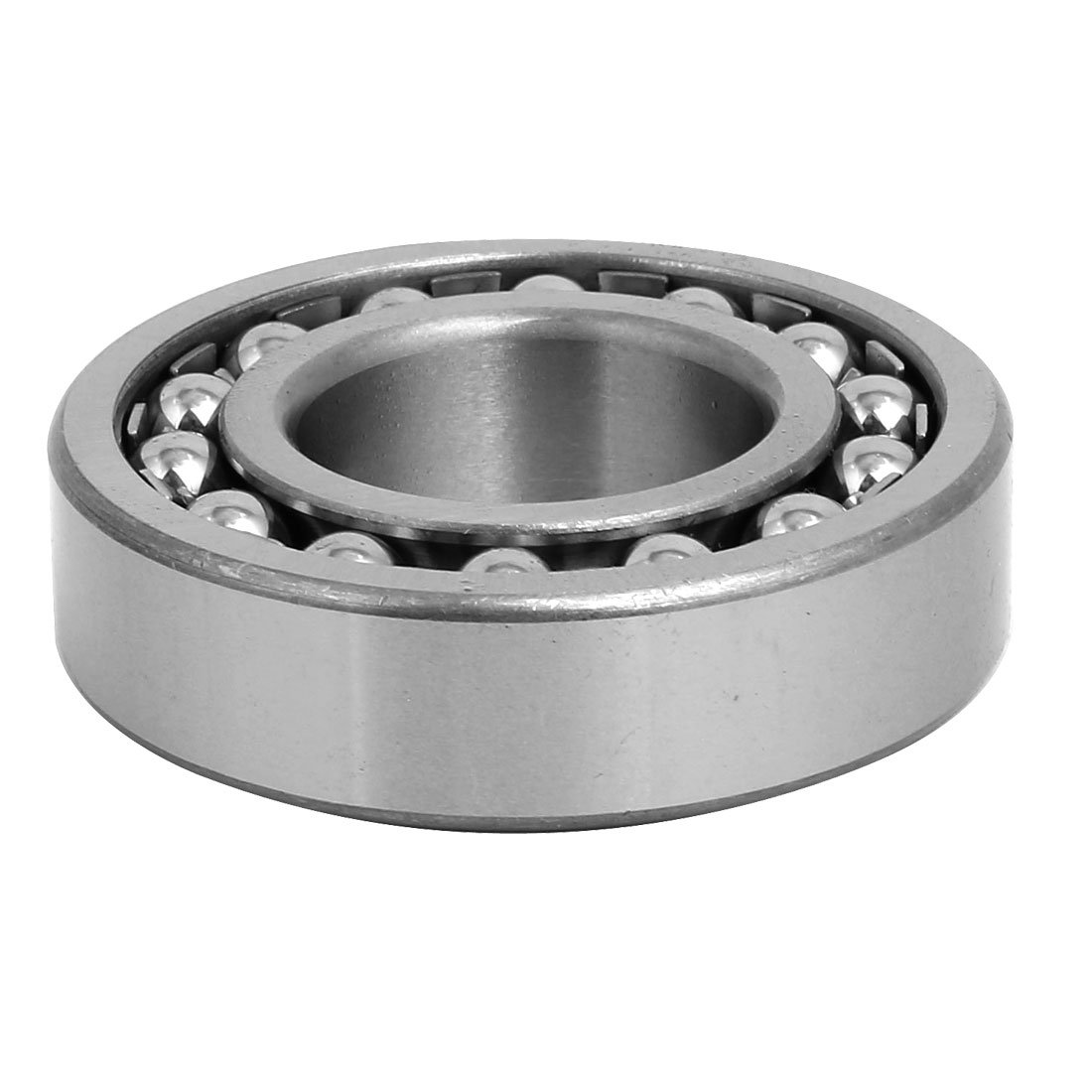 uxcell 30mm Inner Dia 62mm OD 16mm Thickness Self Aligning Ball Bearing 1206