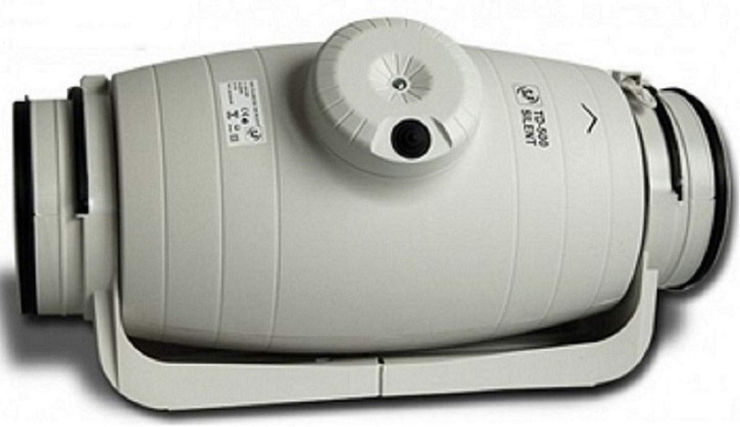 S & P Soler Palau TD 350/125 Silent Ventilador Tubo Ventiladores Canal Extractor Ventilación Canalizado