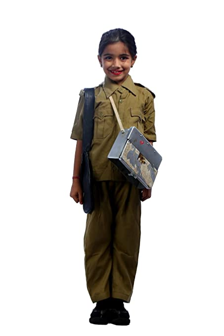 9ac682aaa7 SBD™ Bus Conductor Community Helper Fancy Dress Costume For Kids Sc 1 St  Amazon.in