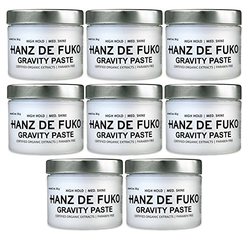 Hanz de Fuko Gravity Paste, 2 oz. (8 pack) by Hanz de Fuko
