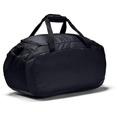Under Armour Undeniable Duffle 4.0, Black/Silver, Small