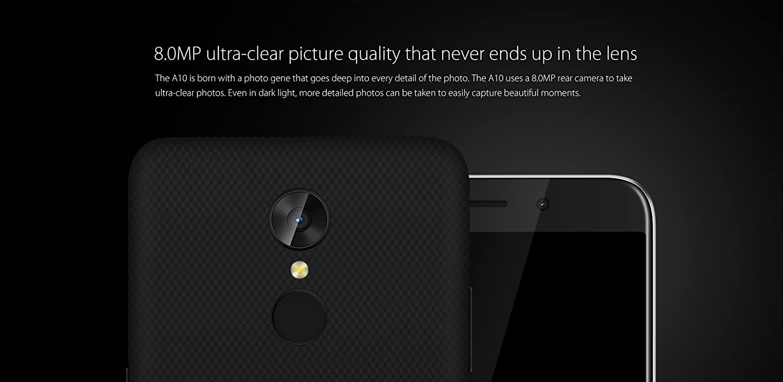 Blackview A10-5 Pulgadas de Metal Unibody Android 7.0 Smartphone ...