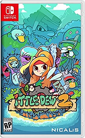 Ittle Dew 2 - Nintendo Switch