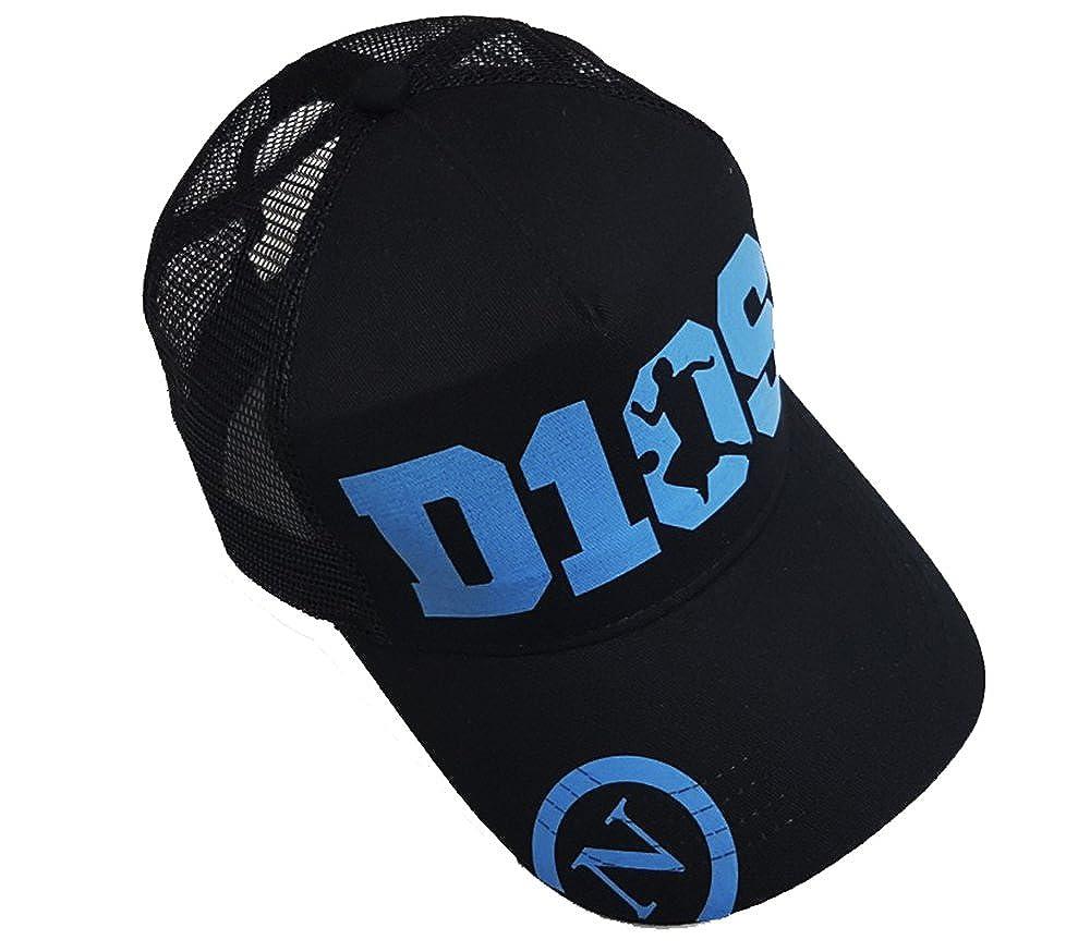 SpotApplick Cappello Dios D10S Maradona Visiera SnapBack Berretto Retina