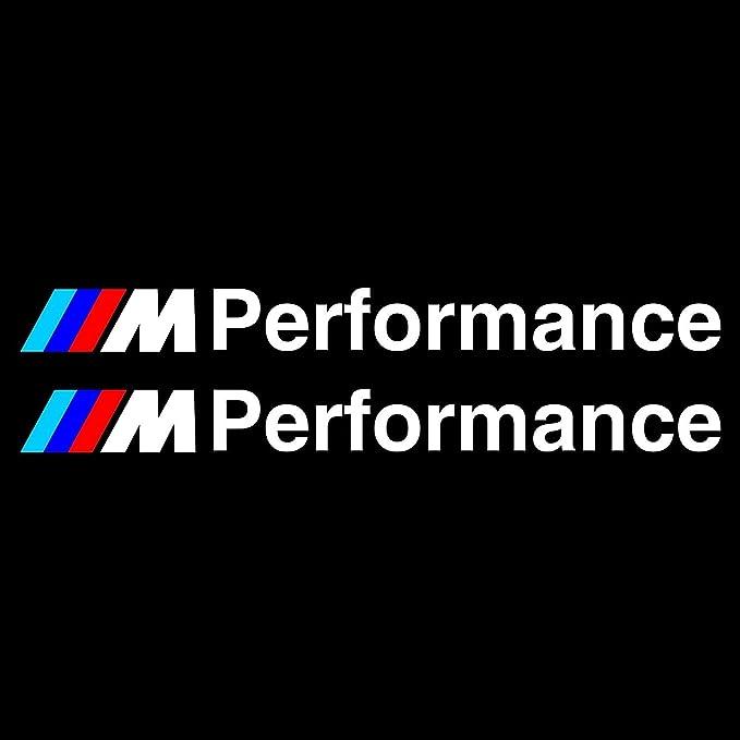 M Performance Aufkleber Für Bmw M Sport Auto