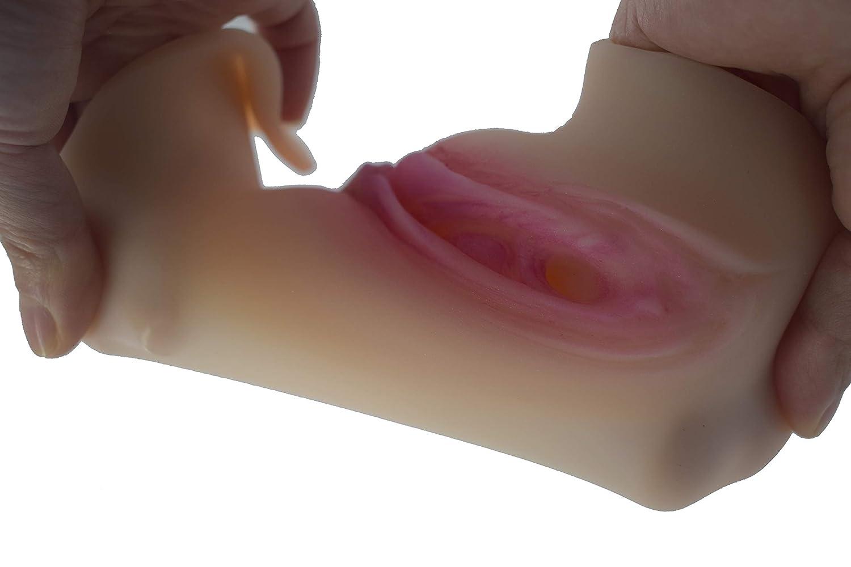 AJUSEN Realistic Fake Vagina Camel Toe Silicone Vagina for Crossdresser