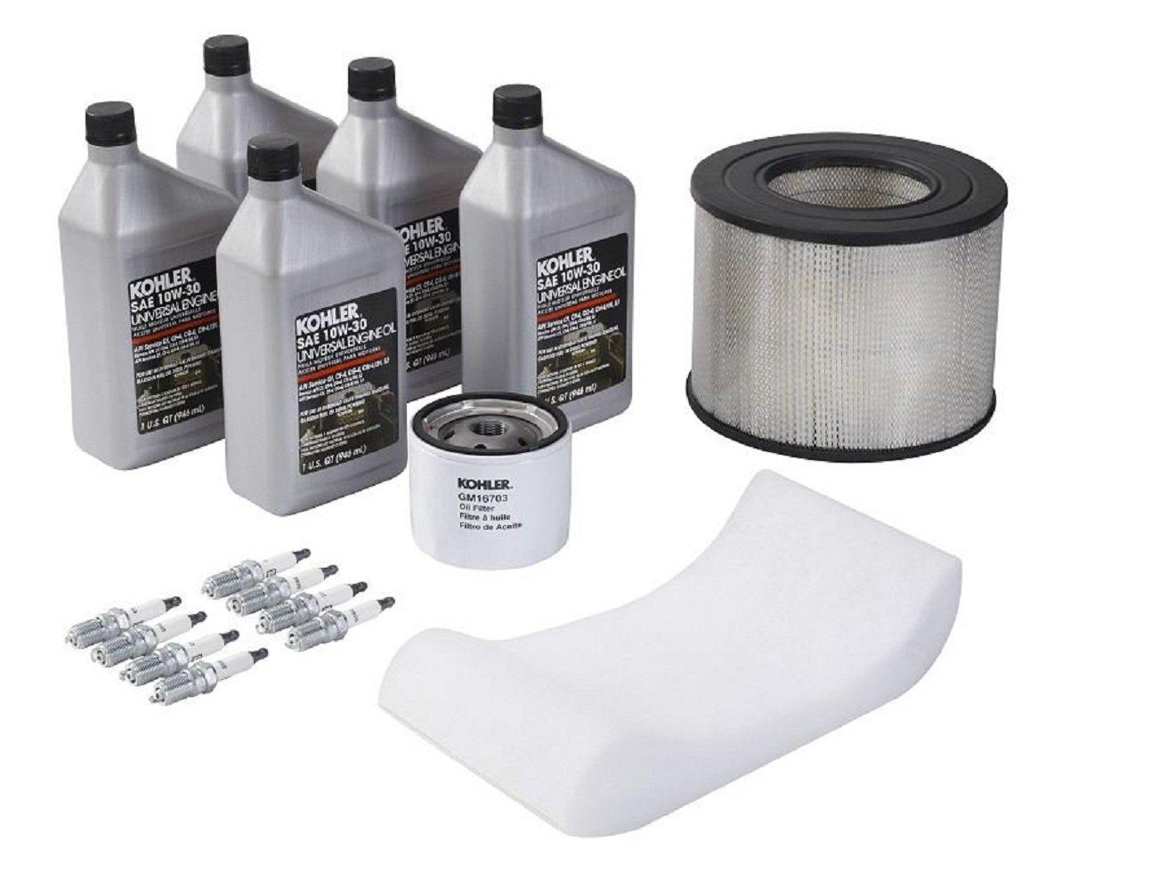 Kohler GM83718-KP1 Maintenance Kit for Generator