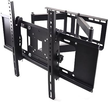 Dos giratorio de inclinación soporte de pared para televisor (para ...