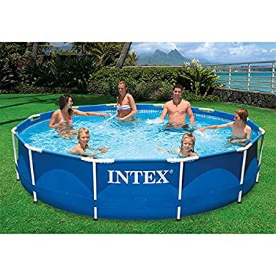 Intex Metal Frame Pool Set