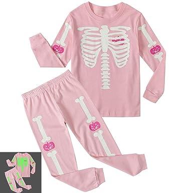 b099d88c477aeb Garsumiss Mädchen Schlafanzug Giraffe Baumwolle Kinder Langarm Pyjama 98  104 110 116 122 128 134 140 146