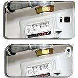 Medidor de gas Funda protectora para móvil iPhone6 Plus