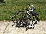 "Columba 28"" Folding Bike w. Shimano 14 speed Black 700C/28 inch wheels (RB28S_BLK)"