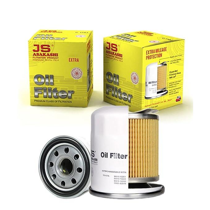 Wicostar JS c103j japonés diseñado filtro de aceite de rendimiento ...