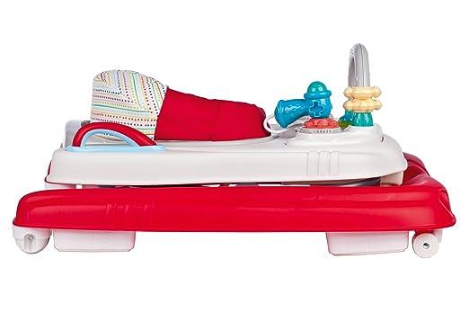 Safety 1st Happy Step - Andador, color rojo: Amazon.es: Bebé
