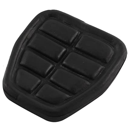 Embrague Funda de Pedal de Freno Goma Negro Set 321721173