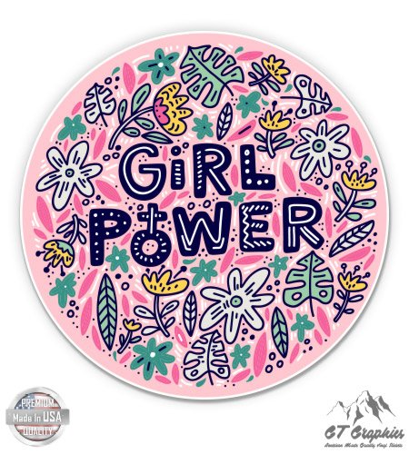 GT Graphics Girl Power Pretty - 8