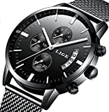 Watch,Men Watch,Luxury Stylish Stainless Steel Watch With Milanese - Best Reviews Guide