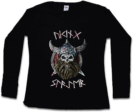Slayer Women Long Sleeve T-Shirt