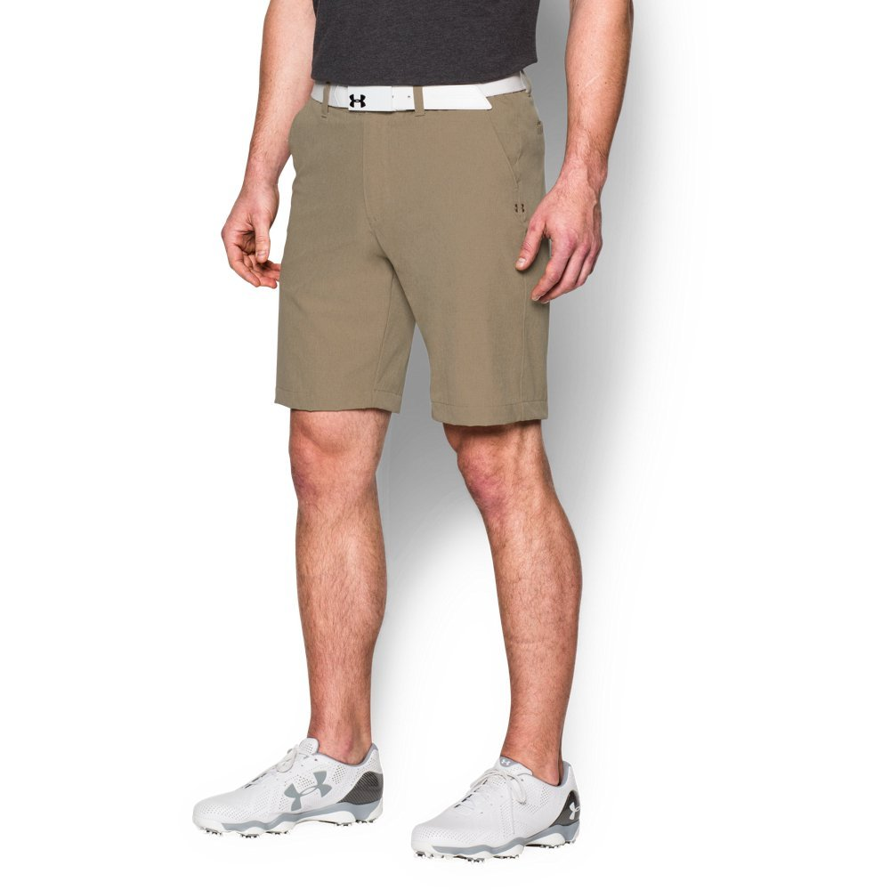 Under Armour Men's Match Play Vented Shorts, Canvas (254)/Canvas, 30