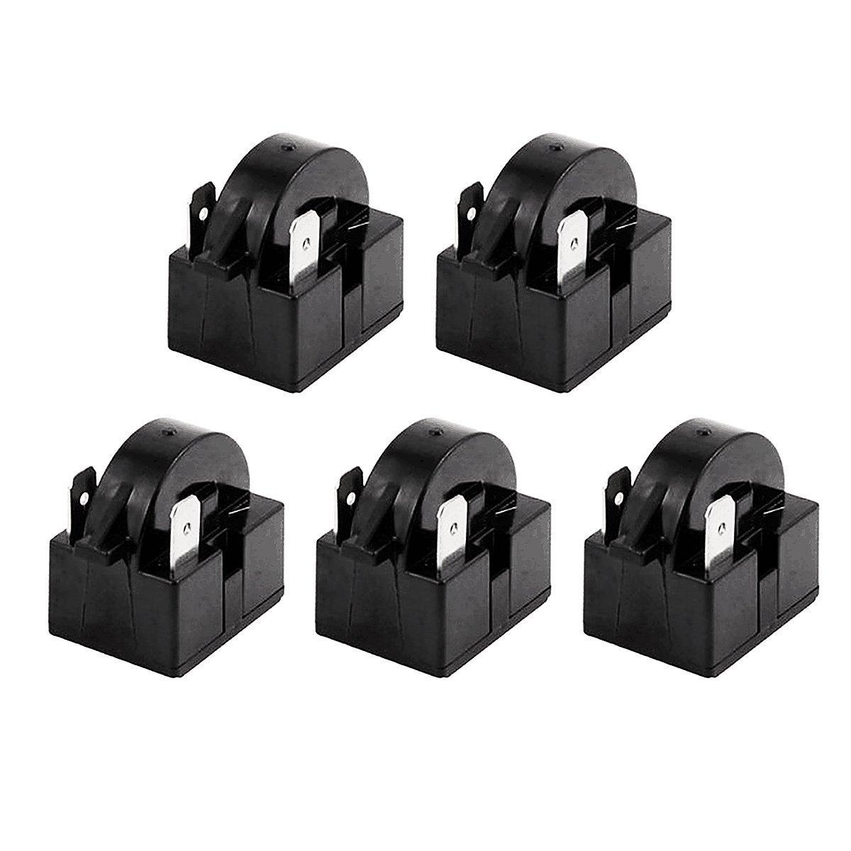Highplus 8 mm, lat/ón Conector de v/álvula de Aire para inflador de neum/áticos de Coche o cami/ón