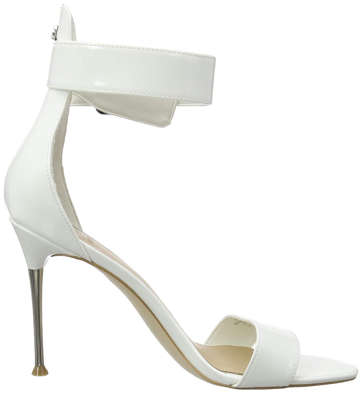 Sandal //Lea Zapatos con Tacon y Correa de Tobillo para Mujer Guess Katrinna2//Sandalo