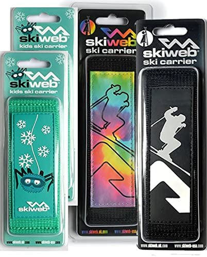 Skiweb Pack Familiar de Porta esquís (4 Unidades): Amazon.es: Deportes y aire libre