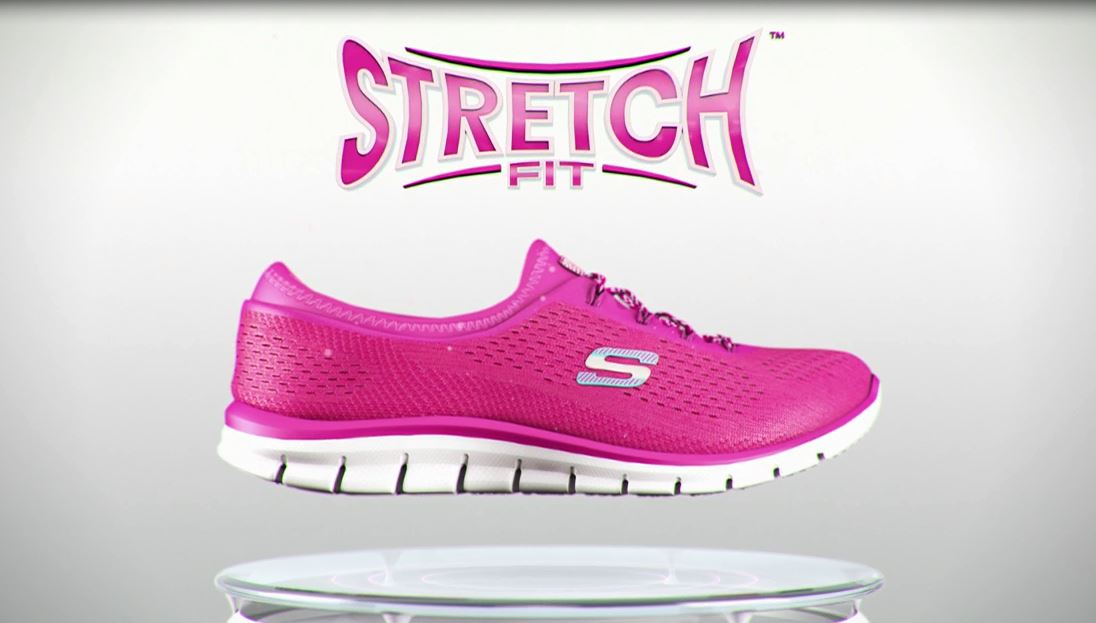 Skechers Stretch Fit