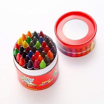Set of 36 Easy Grip Jumbo Crayons Sense 10136 Wax Crayons for Kids and Children