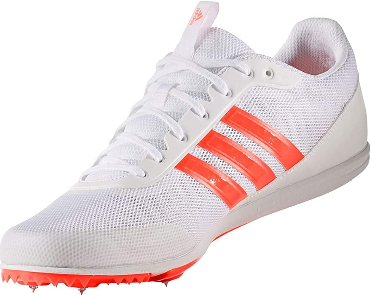 Zapatillas deportivas adidas Distancestar, color Blanco Solar Rojo ...