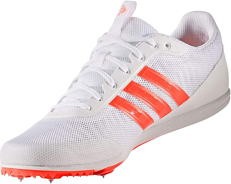 Adidas Distancestar Zapatilla De Correr con Clavos - 49.3: Amazon.es: Zapatos y complementos