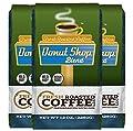 Fresh Roasted Coffee LLC, Donut Shop Coffee, Artisan Blend, Medium Roast