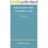 Purchasing and Contract Law: The Basics