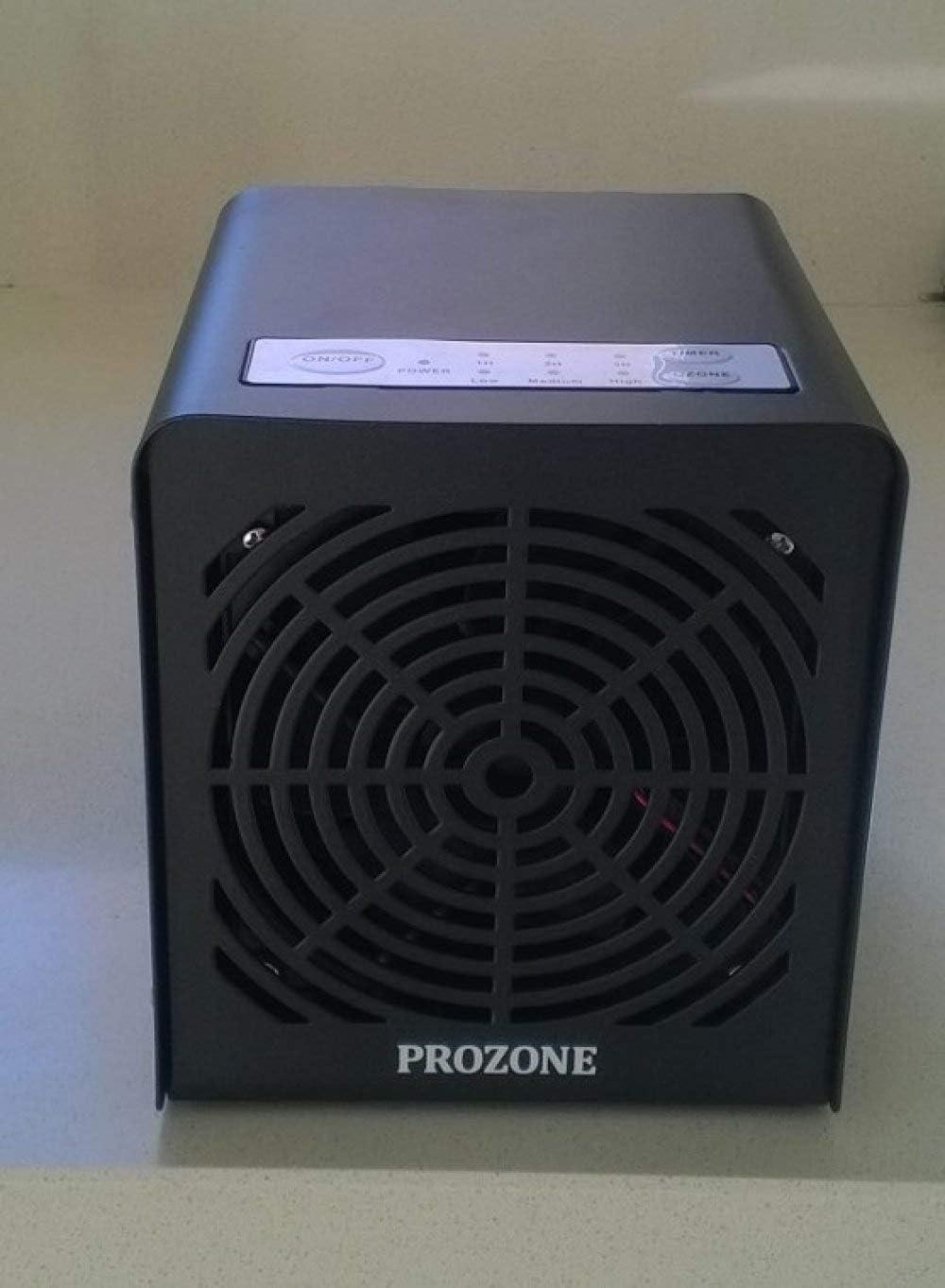 Generador de ozono digital purificador de aire. Diseño para coche y casa. Nuevo modelo.: Amazon.es: Hogar