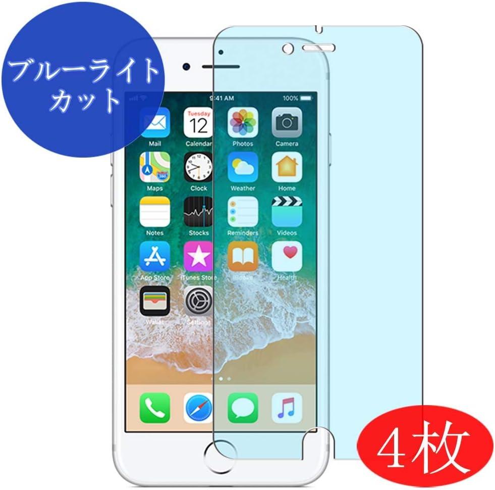 VacFun 4 Piezas Filtro Luz Azul Protector de Pantalla para Apple ...