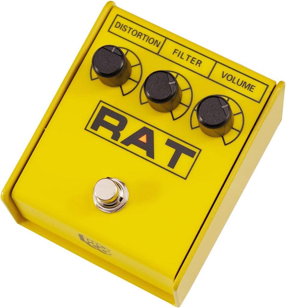 イケベ楽器45周年記念特別モデル、黄色のRATが登場