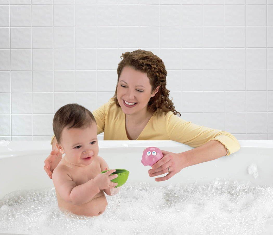 Fisher-Price Disney Baby NEMO Nesting Bath Pals Amazing Animals