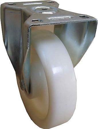Schwerlastrolle Transportrolle Lenkrolle 80 mm 300 kg Rolle Polyamidrad
