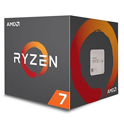 AMD Ryzen 7 1700 65W 8 / 16 Core 3.7 GHz 4MB