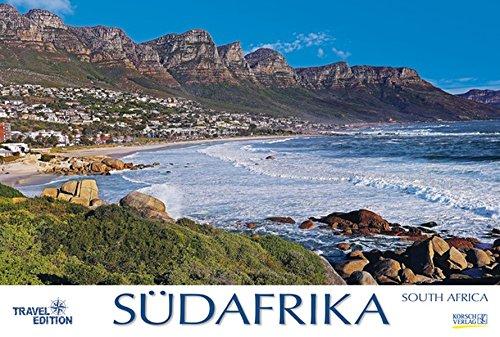 Südafrika 2018: Großer Foto-Wandkalender mit Bildern Afrika. Travel Edition mit Jahres-Wandplaner. PhotoArt Panorama Querformat: 58x39 cm.