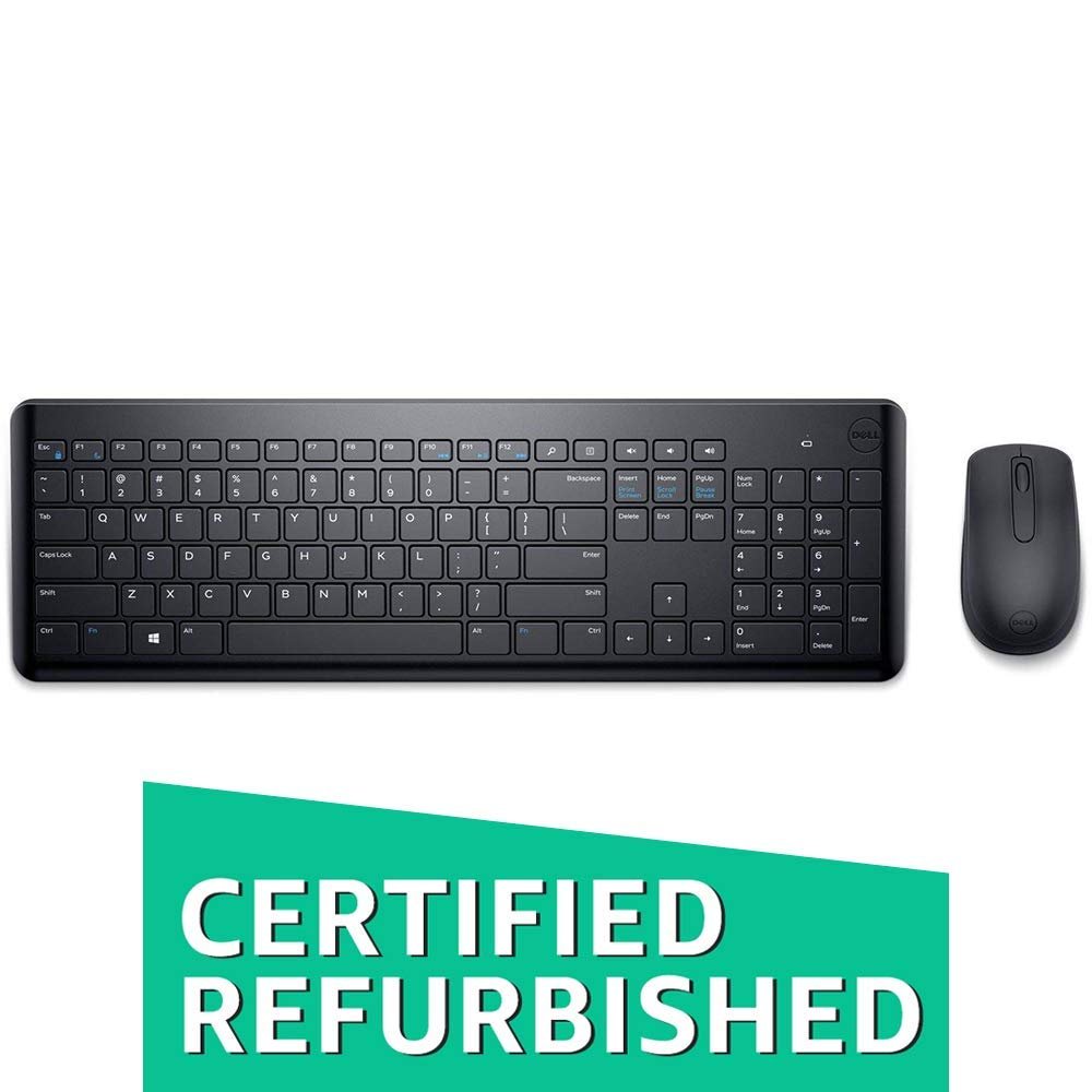 3fdd5b8bcbe Amazon.in: Buy (Renewed) Dell KM117 Wireless Keyboard Mouse Online at Low  Prices in India | Dell Reviews & Ratings