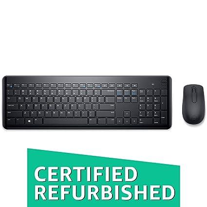 5745f41243a Amazon.in: Buy (Renewed) Dell KM117 Wireless Keyboard Mouse Online ...