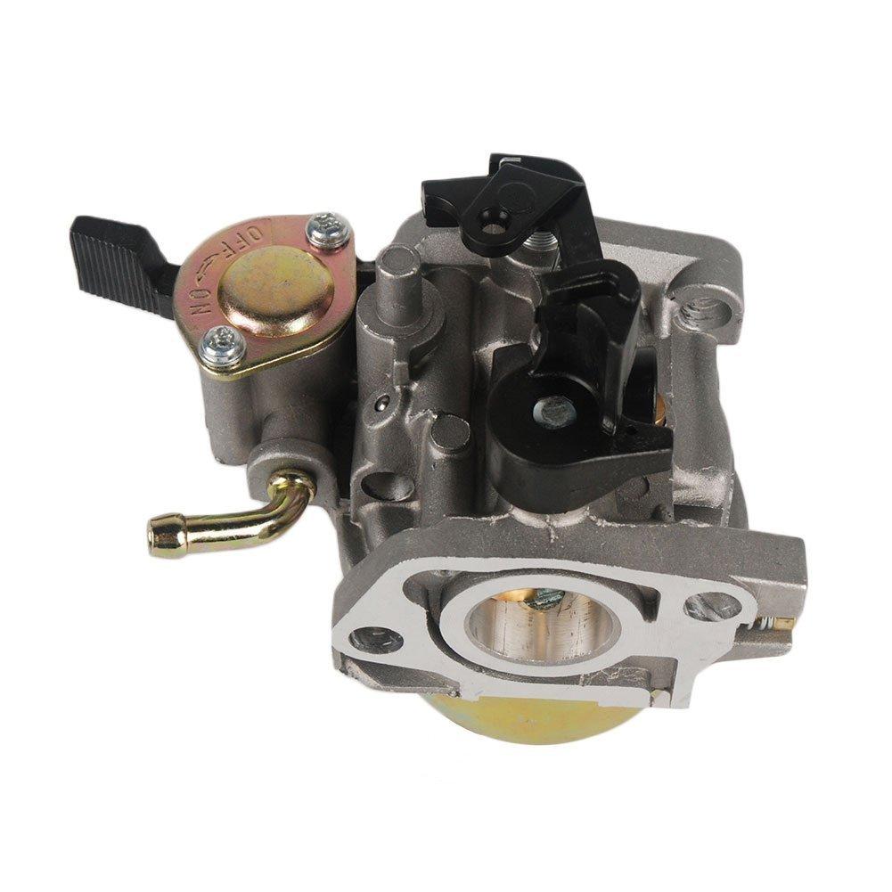 Ouyfilters Carburateur Carb Remplacement pour Gxv120/Gxv140/GXV160/tondeuse /à gazon HR194/16100-ze6-w01/avec filtre /à air pour GXV160/Hr216/Hru216/17211-ze7-w03